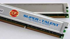 Supertalent X35PB2GC2: DDR433 da overclock