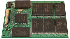 Samsung Solid State Disk SSD 32 GB, primi test prestazionali