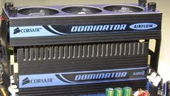 Corsair Dominator: DDR2 oltre 1.100 MHz