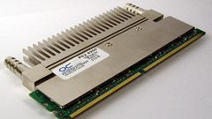 OCZ DDR2 PC2-9200 FlexXLC Edition