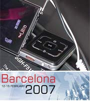 3GSM 2007: stile e tecnologia