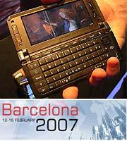 3GSM 2007: i big della telefonia calano gli assi