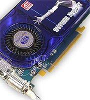Sapphire Radeon X1950 GT 256 MB, risparmio intelligente?