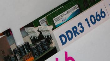 Cebit 2007: DDR3 e le memorie del futuro