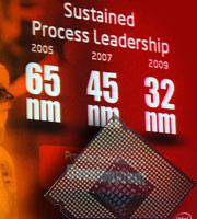 IDF 2007: Penryn e le cpu Tera-Scale
