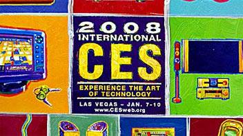CES 2008: mobilità, connettività, interfaccia