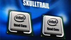 Intel Skulltrail: 8 core e 4 GPU per gli enthusiast