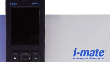 i-mate JAMA 101: piccolo smartphone