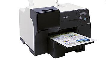 Epson, le stampanti inkjet entrano negli uffici
