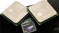 AMD Phenom X4 9950 e Phenom X4 9350e