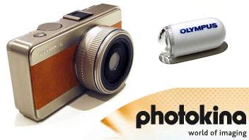Olympus al Photokina 2008: non solo Micro QuattroTerzi