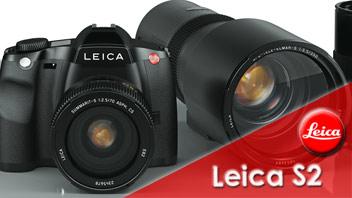 Leica S2: la medio formato scende in strada