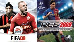 FIFA vs PES: la resa dei conti