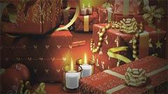 Vetrina natalizia, un regalo per tutte le tasche