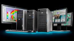 HP Workstation serie Z, tra Xeon Nehalem e Dreamworks