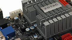 Zotac IONITX-A, scheda madre Mini-ITX con Ion