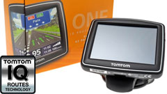 TomTom One IQ Routes Edition: tanta sostanza