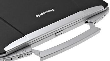 "Panasonic Toughbook CF-F8: un notebook ""sicuro"""
