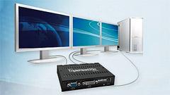 TripleHead2Go: multi-monitor targato Matrox