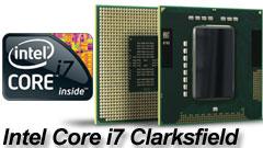 Intel Core i7 Clarksfield: Nehalem anche nei notebook
