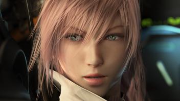 Final Fantasy XIII: arte in uno sguardo