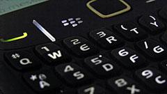 Curve 8520: più economico ma sempre un BlackBerry