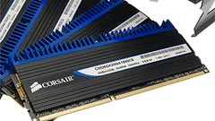 Kit memoria Corsair DDR3-1600 da 8 Gbytes