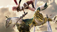 Hands on Final Fantasy XIII e intervista al direttore del gioco