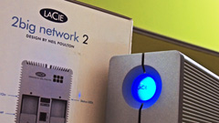 LaCie 2big Network 2, un NAS semplice e gradevole