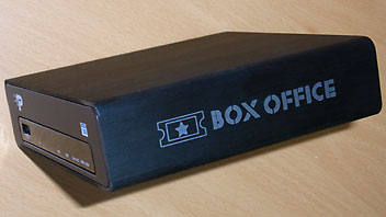 Patriot Box Office, piccolo grande media player portatile