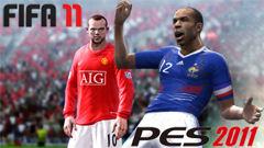 Fifa 11 vs Pes 2011: una nuova resa dei conti