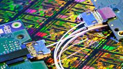 Intel Silicon photonic link, tra fotonica e silicio