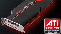 AMD ATI FirePro V9800: ora con 4 Gbytes di memoria