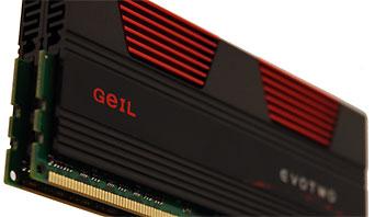 Memorie DDR3 GeIL EVO TWO PC3-16000