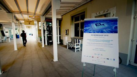 E4 Workshop 2010, l'HPC parla italiano