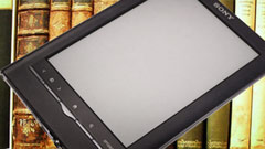 Sony PRS-650 ebook reader da 6 e pannello E Ink