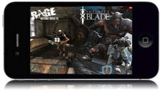 Rage vs Infinity Blade: lo sviluppo su iPhone e iPad