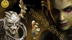 I migliori videogiochi del 2010: la parola ai lettori