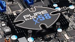 Sapphire Pure Black X58: la prima con chipset Intel
