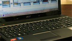 Acer Aspire 5552G: un notebook Vision Ultimate