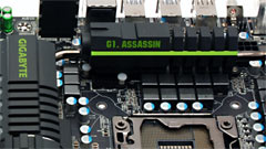 Gigabyte G1.Assassin: socket 1366 LGA per il gamer