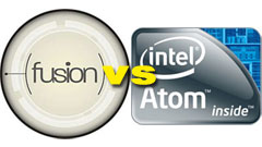AMD Brazos vs Intel Atom: mini-PC per sistemi HTPC