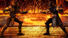 Mortal Kombat: round one...fight!