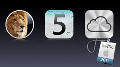 Apple WWDC 2011: con iCloud una nuvola di novità