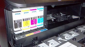 Epson, la scommessa inkjet per il mondo business
