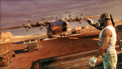 Uncharted 3 beta: combattimenti frenetici e agilità