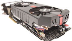 Asus GTX 580 Matrix Platinum, spazio all'overclock
