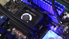 Corsair H100, raffreddamento a liquido per CPU