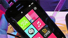 Nokia: ecco i Windows Phone Lumia 710 e 800 [VIDEO]