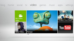 Nuova dashboard Xbox 360: il Live verso Windows 8